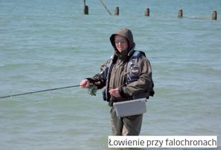Morskie wędkowanie - Mucha Morski Łowca