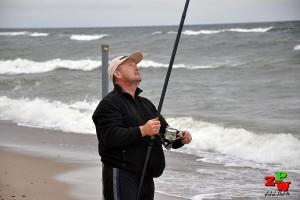 Beachcasting – połowy z plaży - Surfcasting