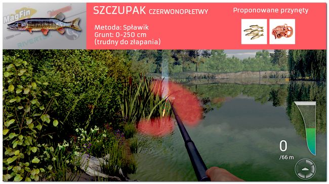 Szczupak Fishing Planet