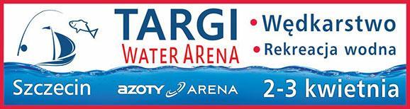 Targi Wędkarskie i Rekreacji Wodnej – Expo Arena Szczecin