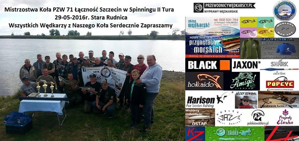 Spinning Łączność Szczecin
