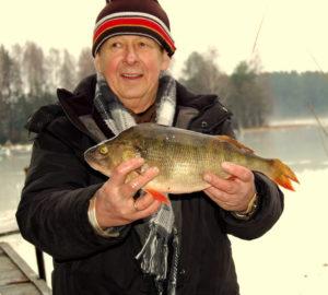 Rokosowo – Jedliny - II Mistrzostwa Koła w Wędkarstwie Podlodowym