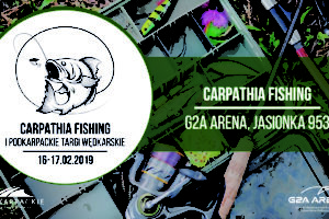 TARGI CARPATHIA FISHING