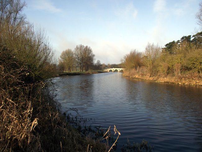 Wędkowanie w Anglii - Łowiska