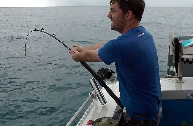 Wędkowanie w Australii - Jeszcze ryba