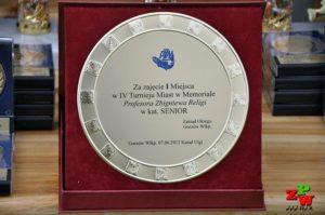 Turniej Miast Memoriał Profesora Zbigniewa Religi
