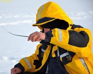 Wędkarstwo Podlodowe