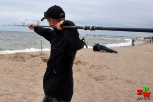 Beachcasting – połowy z plaży -
