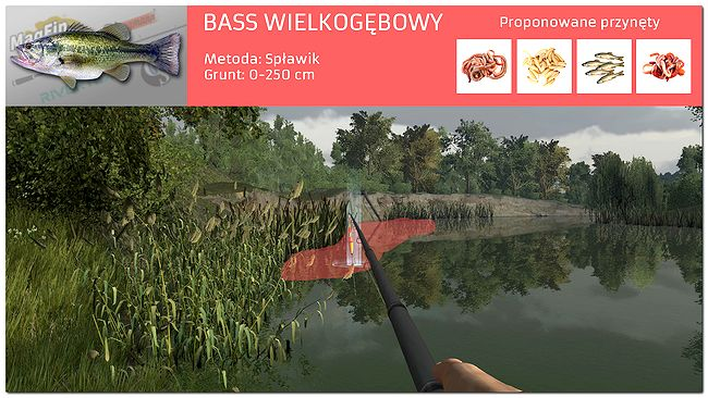 Bass Fishing Planet