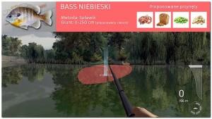 Bass Niebieski Fishing Planet