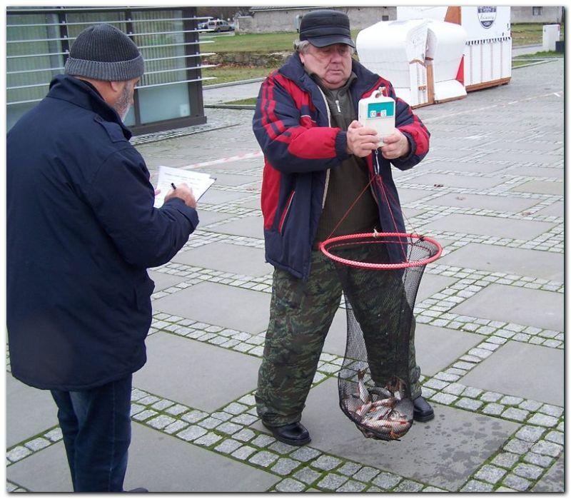 Big Fish - Mikołajkowe Zawody Gruntowe Parami