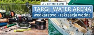Targi Wędkarskie i Rekreacji Wodnej - Expo Arena Szczecin