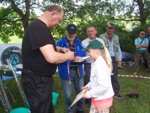 Rusałka Szczecin zawody dziecięce - Big Fish