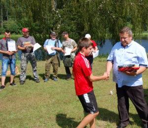 Puchar Leszcza - PZW Koszalin