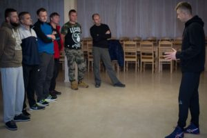 Warsztaty szkoleniowe SSR - Federacja Zielonych GAJA
