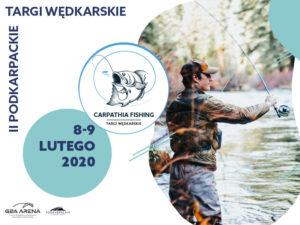 CARPATHIA FISHING - 2020 - Targi Wędkarskie Jesionka G2A Arena