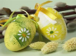Zdrowych jeszcze raz zdrowych Wielkanocnych Świąt